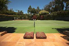 Lautner House in Malibu Pool House Designs, Tennis, John Lautner, Exotic Beaches, Malibu California, Tropical Landscaping, Luxury Real Estate, Architecture, The Hamptons