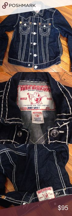 True religion jacket True religion jacket True Religion Jackets & Coats