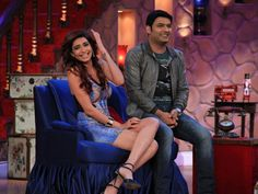 #KarishmaTanna On Comedy Nights With Kapil Without Upen Patel!