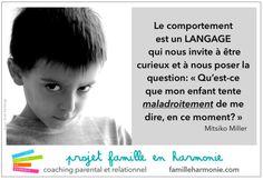 Coaching, Education Positive, Positivity, Montessori, Baby, Art Therapy, Behavior, Language, Childhood