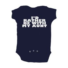 Someday.. My child will have this because of his aunt Megan.