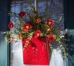 February Door Decor