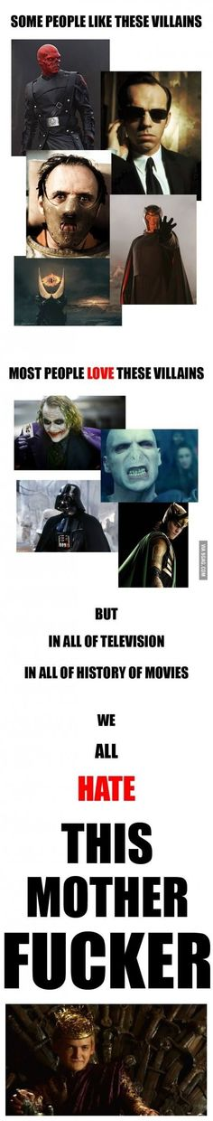 Funny Truth About Villains