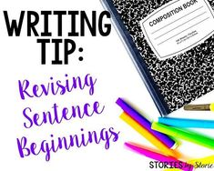 Use this writing tip