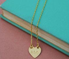 Written On My Heart Necklace