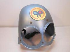 VINTAGE REMCO HAMILTON INVADERS SPACE TOY MOSQUITO HELMET 1960'S TOY #REMCO