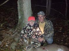 Brennans first buck