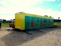 Siyazingisa Primary School, Gugulethu - Completed & Delivered Container Primary School, Psychology, Foundation, Container, Community, Architecture, Design, Psicologia, Arquitetura
