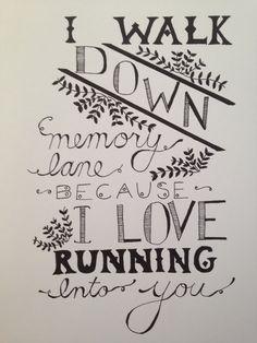 Daniella Williams hand lettering :)