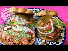 Mexican Food Recipes, Ethnic Recipes, Quesadillas, Salmon Burgers, Youtube, Ethnic Food, Ground Meat, Food Cakes, Quesadilla