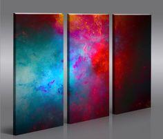 Splendid-Abstraktes-Werk-Bilder-auf-Leinwand-Wandbild-Poster