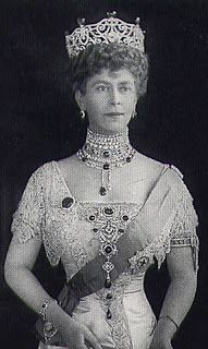 The Royal Order of Sartorial Splendor: Flashback Friday: The Splendor of Queen Mary
