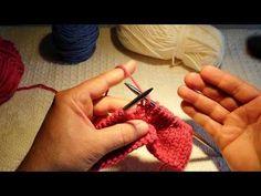 YouTube Disney Movie Characters, Tunisian Crochet, Fingerless Gloves, Arm Warmers, Youtube, Knitting, Videos, Knitting Squares, Circular Needles