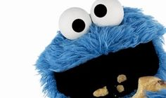 Cookie Monster - I love my cookie....