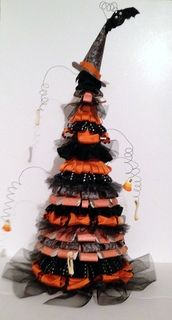Halloween Craft Challenge Entries {and a giveaway} - May Arts Wholesale Ribbon Company