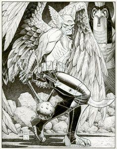 Hawkman - Art Adams