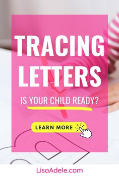 Is your 3 year old ready for tracing alphabet letters using letter tracing worksheets? Learn 2 signs that your preschool child is ready for writing letters. Get ideas to help develop the pencil grip, including many fine motor skills activities and other pre-writing activities you can do at home. Pre Writing Activities Preschool Fine Motor | Kindergarten Prep Activities Letter Sounds | Pencil Grip Activities Fine Motor | Learning to Write Letters Preschool | Activities to Work on Pencil Grasp Writing Activities For Preschoolers, Letter Sound Activities, Motor Skills Activities, Homeschool Preschool Curriculum, Kindergarten Prep, Tracing Letters, How To Start Homeschooling, Learning To Write, Pre Writing