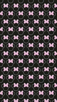 Shared by S A L M A. Find images and videos about wallpaper, disney and background on We Heart It - the app to get lost in what you love. Wallpaper Do Mickey Mouse, Disney Phone Wallpaper, Pink Wallpaper, Cellphone Wallpaper, Cool Wallpaper, Pattern Wallpaper, Iphone Wallpaper, Pretty Backgrounds, Wallpaper Backgrounds