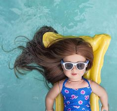 "240 Likes, 31 Comments - Christina (@fleur18dwell) on Instagram: ""June photo challenge Day 17: swim #agigphotojoy #americangirldolls #americangirldollbrand…"""