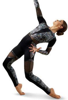 MODERN Lyricle Contemporary Harem DANCE Pant NEW Kosmic  Black Hip Hop