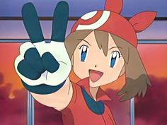 Photo by Lee Vercoe Sapphire Pokemon, Pokemon Advanced, Pokemon People, Happy May, Pokemon Images, Hitman Reborn, Catch Em All, Manga, My Childhood