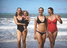 Swimwear Australia, Designer Swimwear, Collections, Store, Beach, Check, Fashion, Moda, Tent