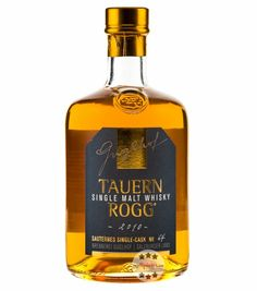 Guglhof TauernROGG Single Malt Whisky / 42 % Vol. / 0,7 Liter-Flasche in Geschenkbox