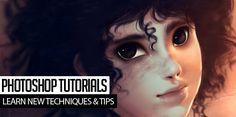 Photoshop Tutorials: 29 New Tutorials to Make Up Your Designing Skills