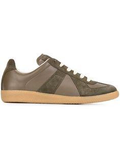 MAISON MARGIELA 'Replica' Sneakers. #maisonmargiela #shoes #sneakers