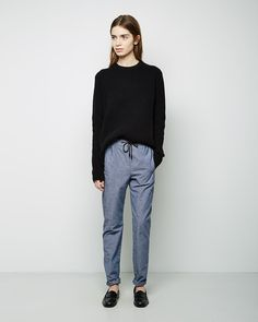 pull-on pant / proenza schouler