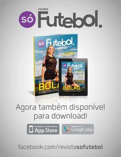 Designed by Lais Pancote :: AD :: REVISTA SÓ FUTEBOL :: FREELANCER :: dec/2014