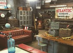 Pitts: For the past year, Seth Hunter of Toll Gate Revival has been showing and selling his vintage finds
