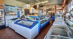 Wholesale & Retail Fish and Seafood Company in Steveston Village in Richmond BC Status: Sold Out