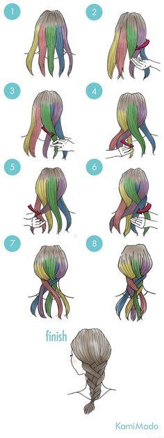 Erstaunliche coole Zöpfe, die eigentlich einfach sind www.fancytecture … … Amazing cool braids that are actually easy www.fancytecture … Braids ca … Cool Braids That AMAZING BRAID Trendy Hairstyles, The S Pretty Hairstyles, Girl Hairstyles, Braided Hairstyles, Perfect Hairstyle, Hairstyles 2016, Simple Hairstyles, Hairdos, Hairstyle Ideas, Mermaid Hairstyles