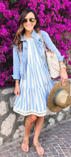 Inspirated Pefect Summer Outfit
