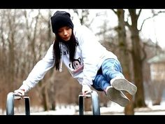 People are awesome / Street Workout & Calisthenics Girls Edition 2014 - YouTube