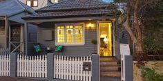 Parkside cottage, weatherboard