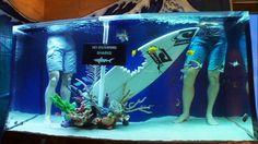 google tv fish tank