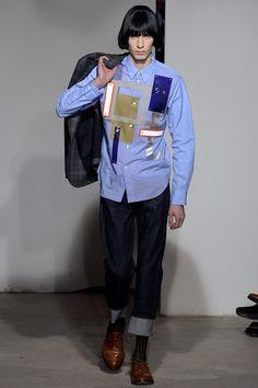 Junya Watanabe Man - Autumn/Winter 2016-17 Menswear - Paris (Vogue.co.uk)