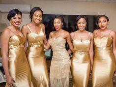 What do you think of these bridesmaids dresses? #munabridesmaids //Repost @9naijabrides  Stunning Babes!  @silisochukwu #Bridesmaids  #jenisi2016 #BridesmaidInspiration #WhiteWedding #9naijaBrides