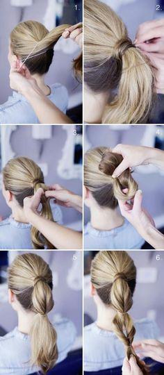 DIY Twist Braid Tutorial