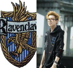 HP&KPOP // Ravenclaw // Jae of DAY6