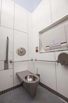 designboom | schleifer & milczanowski architekci: public toilet for gdansk | designboom