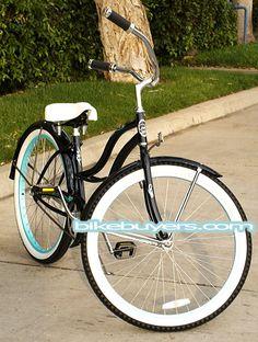 Ladys Beach Cruiser Bike, I need this!!