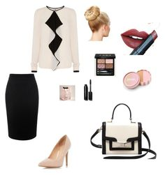 """#4#"" by anela-330 ❤ liked on Polyvore featuring Alexander McQueen, Dorothy Perkins, Gucci, Fiebiger, Abercrombie & Fitch, jane, Bobbi Brown Cosmetics, Kate Spade, women's clothing and women"