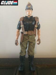 JOE DRESS GLOVES custom Hasbro 16 action figure G.I