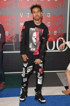 Vic Mensa - Le meilleur et le pire des MTV Video Music Awards