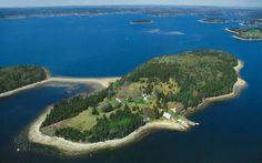 BIG GOOSEBERRY ISLAND, NOVA SCOTIA, CANADA for sale only 2.5million pounds