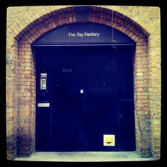 The Toy Factory #London