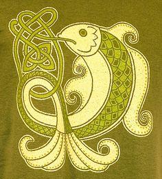 1000 images about celtic fish on pinterest celtic fish and celtic knots. Black Bedroom Furniture Sets. Home Design Ideas